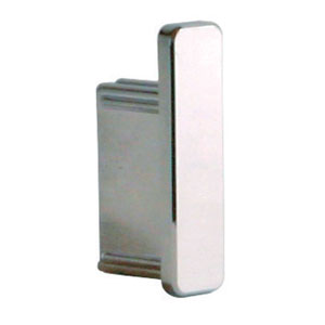 Rectangular Tube Plastic End Cap