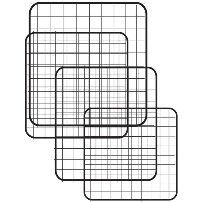 mini wire grid display panels