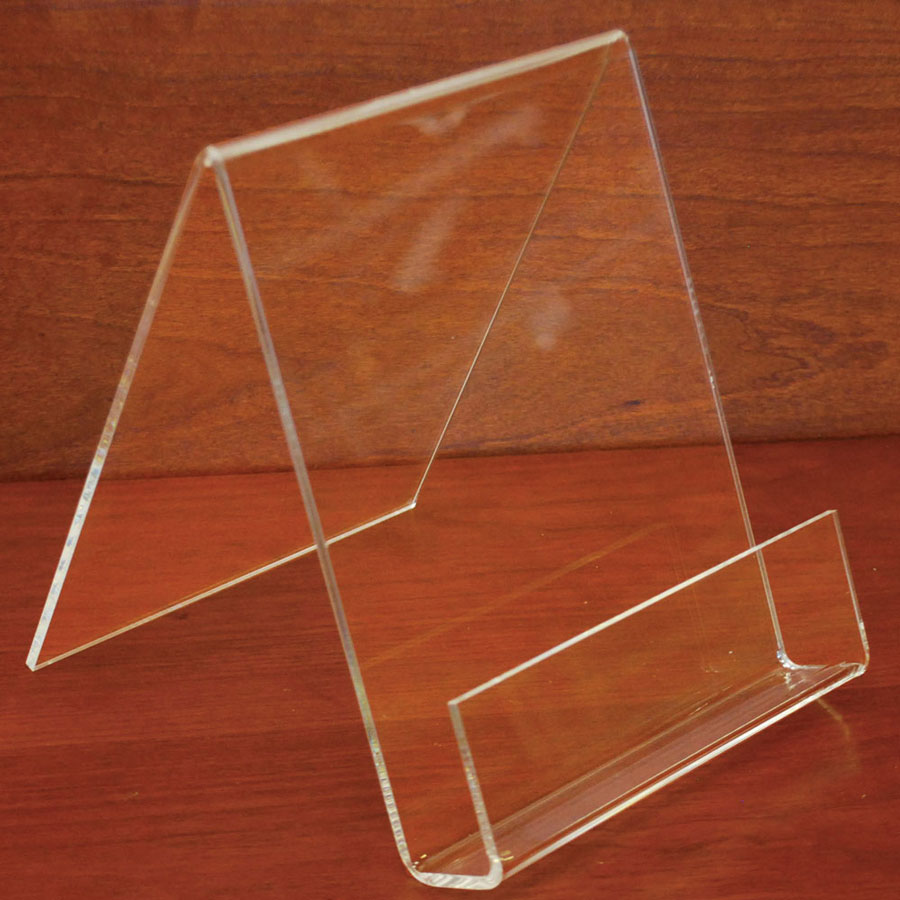 Acrylic Countertop Display Easel Retail Merchandisers By Grand ...