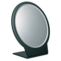 Black Countertop Jewelry Mirror
