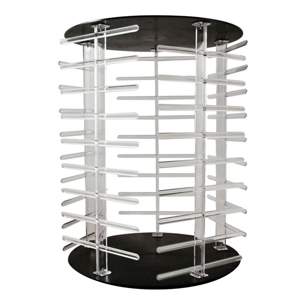 45-Bar Rotating Carded Jewelry Display