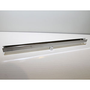 "11"" Channel for Acrylic Card Holder 3/8"" Thread (284-40000 Only)"