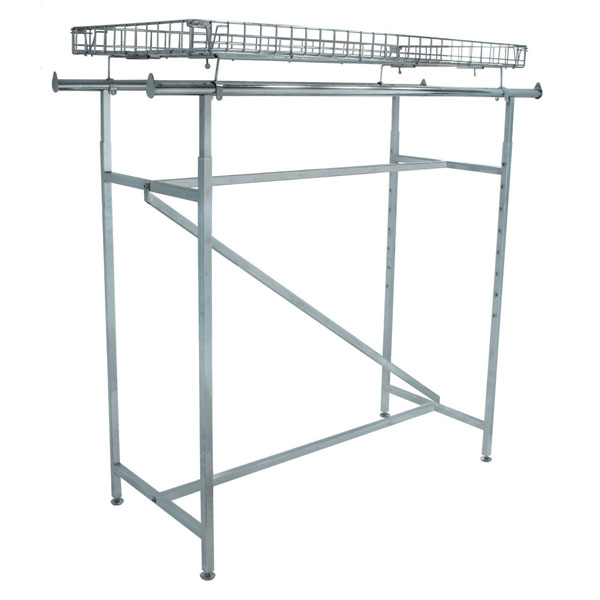 Double Bar Rack Basket