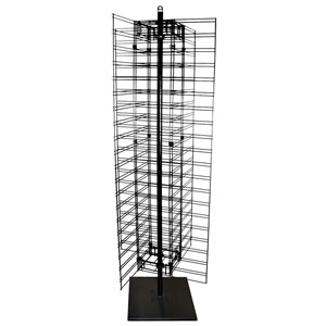 Heavy Duty Spinner Merchandising Rack