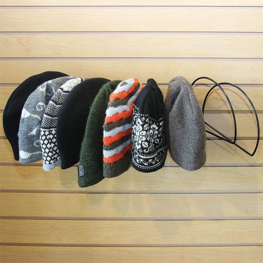 hat rack shelf modern metal wooden wall mounted entryway coat rack with captalk what 39 s on. Black Bedroom Furniture Sets. Home Design Ideas