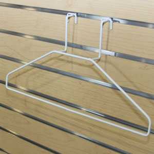 Multi-Fit Wire Shirt Display Hanger
