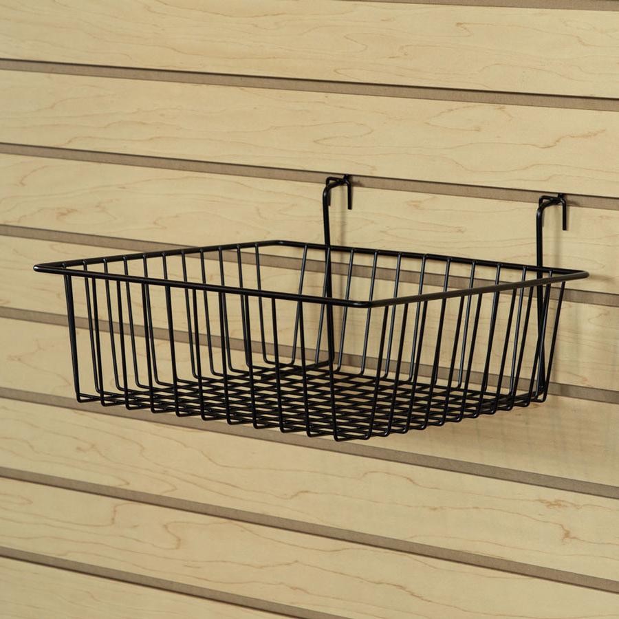 Multi-Fit Wire Baskets - 12 Inch X 12 Inch X 4 Inch   Retail ...