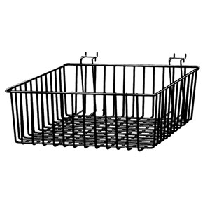 Multi-Fit Wire Baskets - 12'' x 12'' x 4''