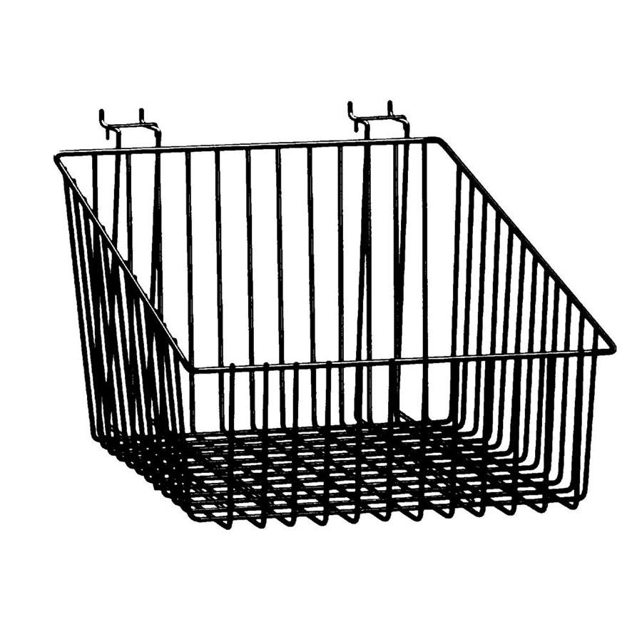 Multi-Fit Wire Baskets - 12 Inch X 12 Inch X 4-8 Inch   Retail ...
