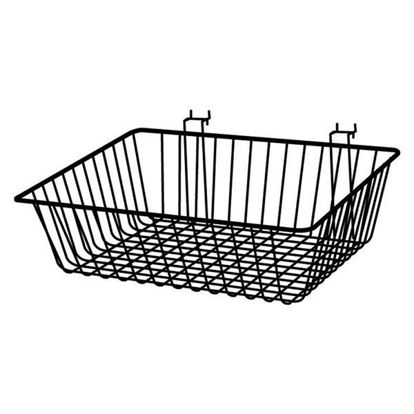 "Multi-Fit Wire Baskets - 15"" x 12"" x 4"""