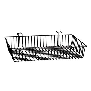 "Multi-Fit Wire Baskets - 24"" x 12"" x 4"""