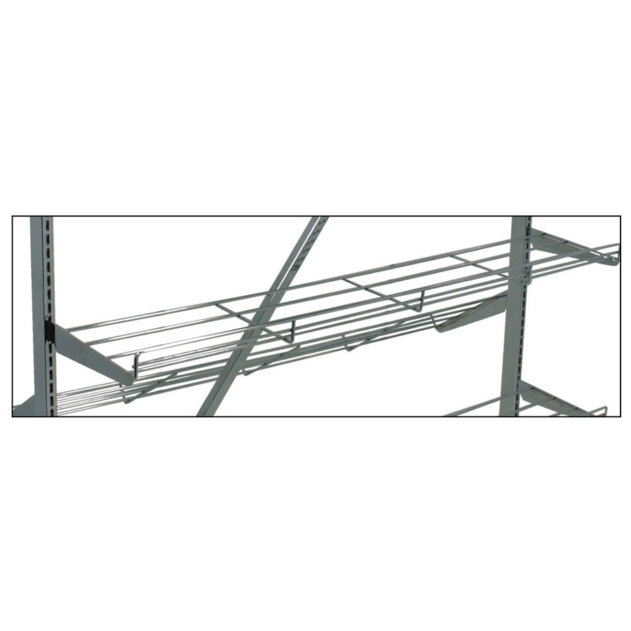 Wire Shoe Shelf   Retail Apparel Racks   By Grand + Benedicts Store ...