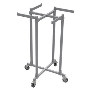 Burnside 4-Way Rack