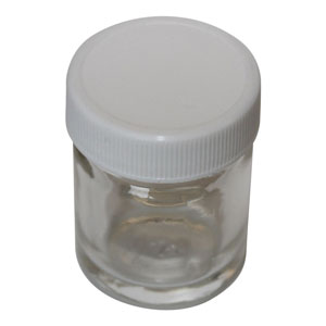 Glass Screw Top Containers 1 Ounce