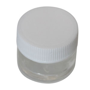 Glass Screw Top Containers 5 ML