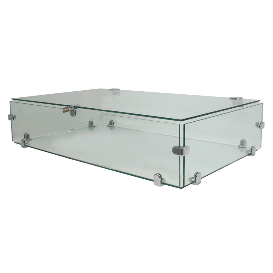 Countertop Jewelry Glass Case Retail Showcases By