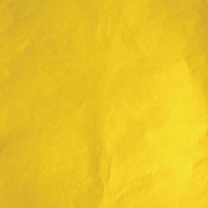 "Yellow 20"" X 30"" Wrapping Tissue"