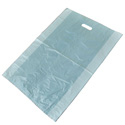 Frosted Degradable Plastic Merchandise Bags