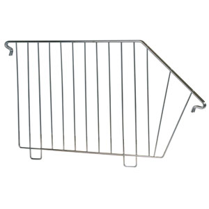 "16"" Wire Basket Divider"