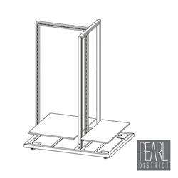 Pearl District 3-Way Frames