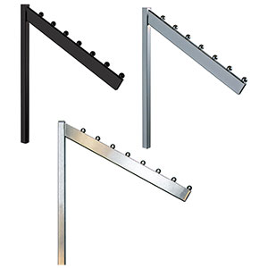 7-Ball Waterfall Arm for 2-Way - Rectangular Blade