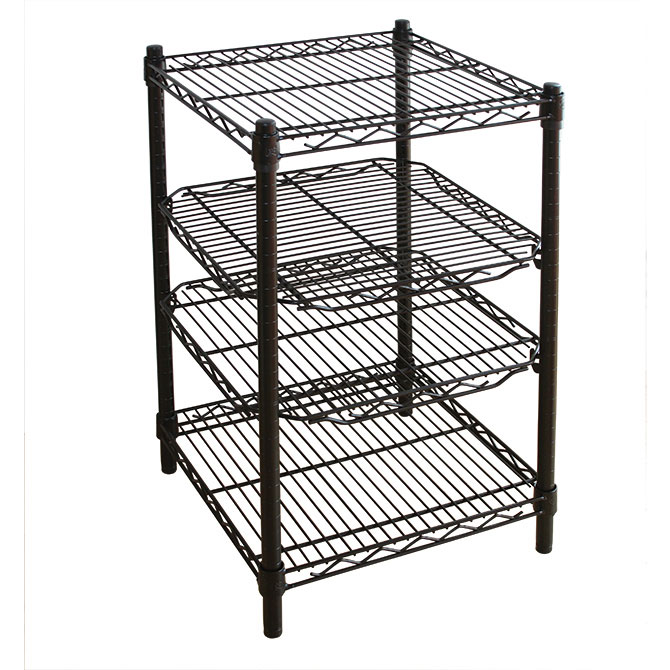 Adjustable Wire Shelving Units | Retail Shelving Systems | By Grand ...