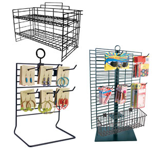 Countertop Merchandising Racks
