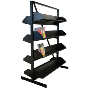 Book Shelf Merchandiser