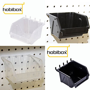 Hobibox Retail Display Bin
