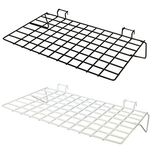 Multi-fit Wire Grid Shelf