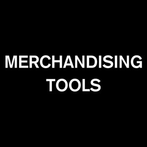 Zumiez Merchandising Tools (Gray)